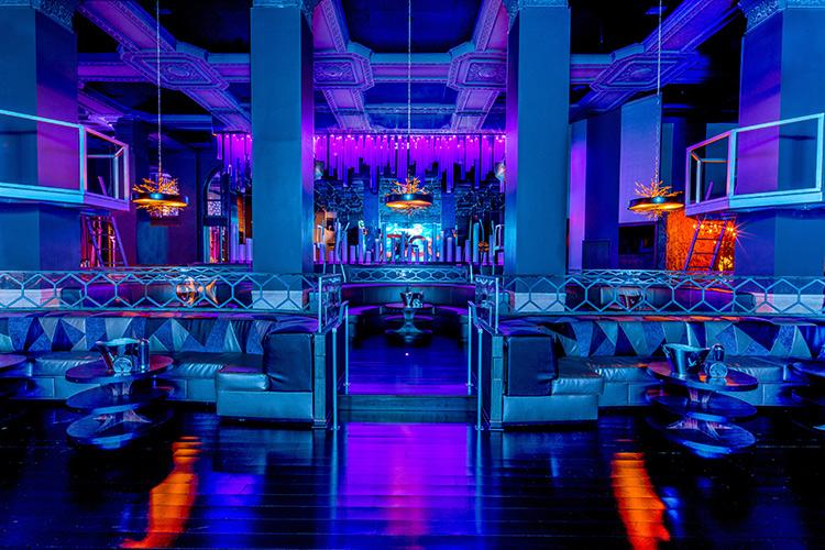 Coproate Event Parq nightclub