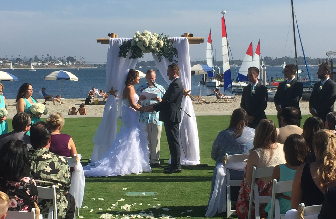 A Wedding at Catamarn Resort and Spa