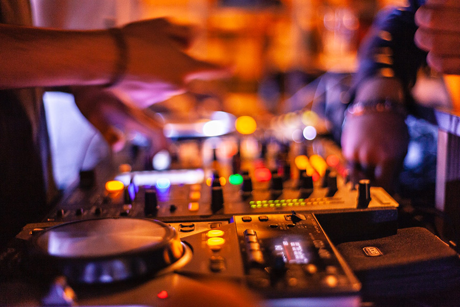Image result for Hire a professional DJ for your upcoming corporate event