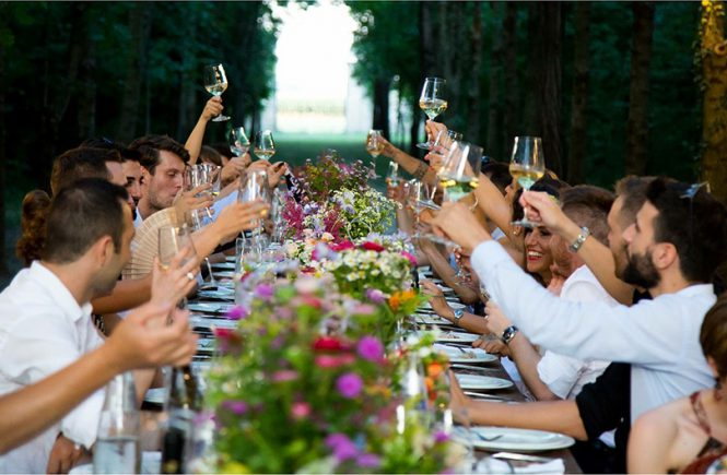 How to Make Your Wedding Guests Happy
