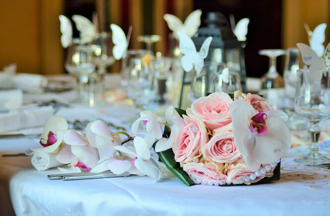 How to Throw a Less Expensive (But Not Cheap) Wedding Reception